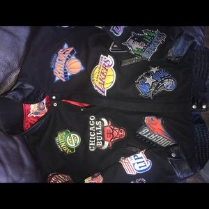 Vintage Jeff Hamilton jacket early  2000s